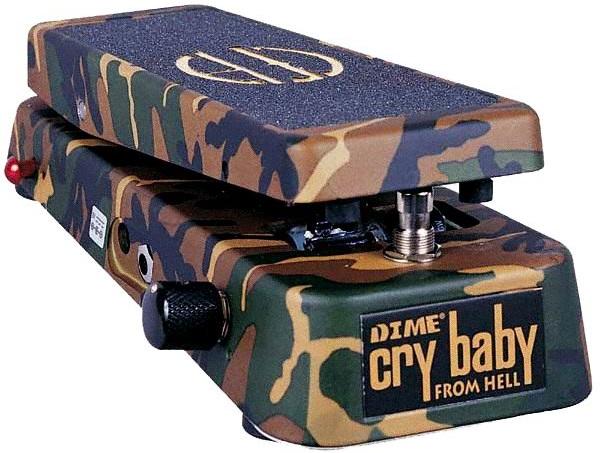 Dunlop Dimebag Signature Cry Baby Wah Wah