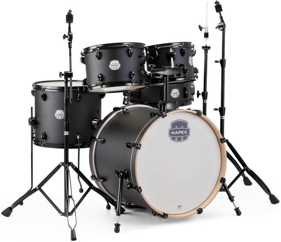 Mapex Storm studio set Textured Black