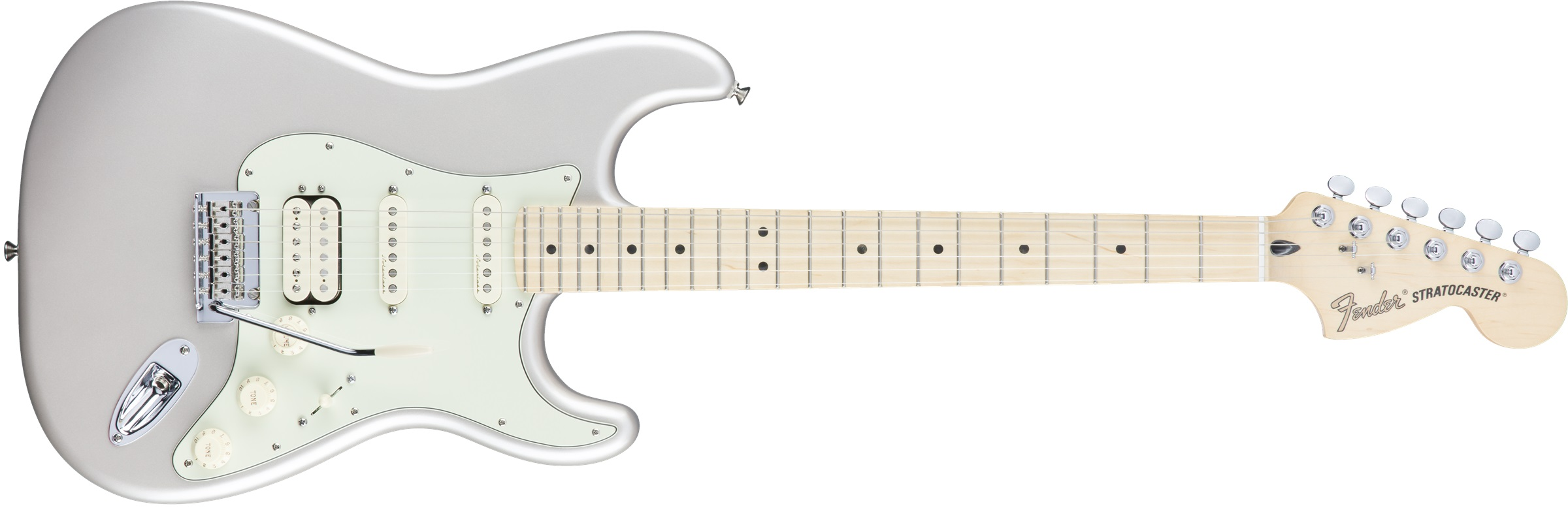 Fender Deluxe Stratocaster HSS MN BLZ