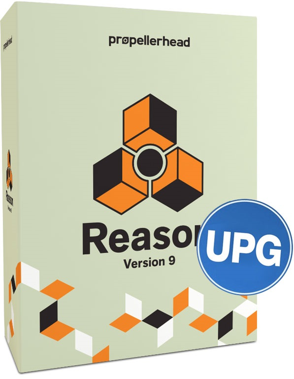 Propellerhead Reason 9 UPG
