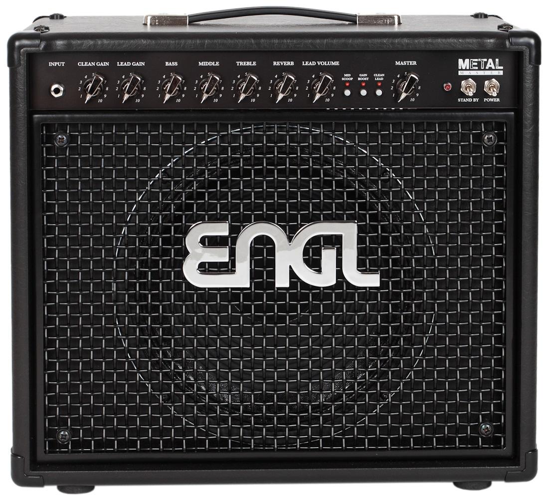 Engl Metalmaster 40 Combo Reverb