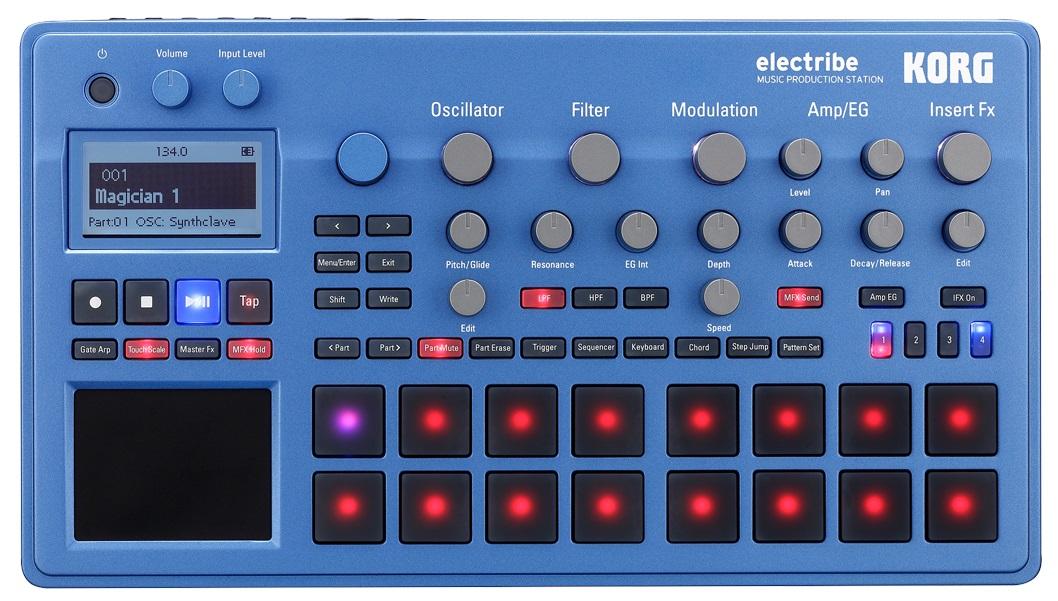 Korg Electribe BL