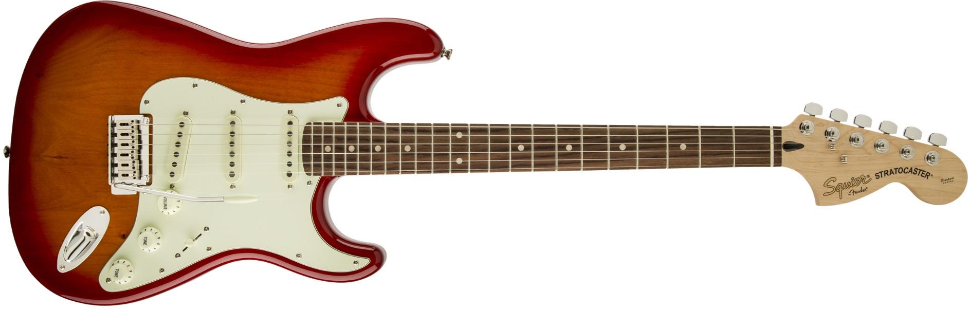 Fender Squier Standard Strat RW CSB