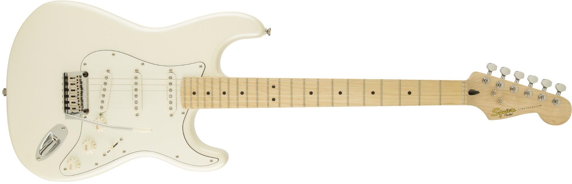 Fender Squier Deluxe Stratocaster MN OP