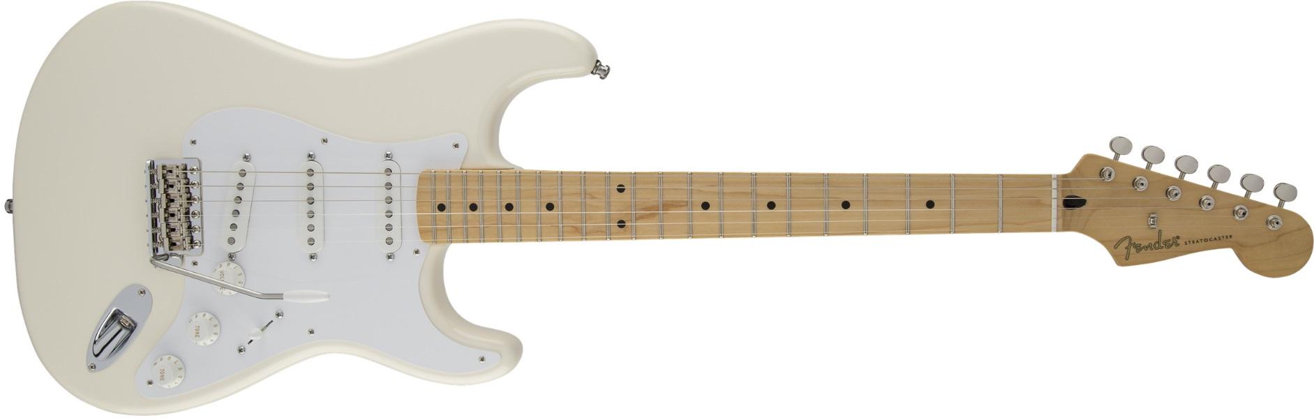 Fender Jimmie Vaughan Tex Mex Strat MN OW