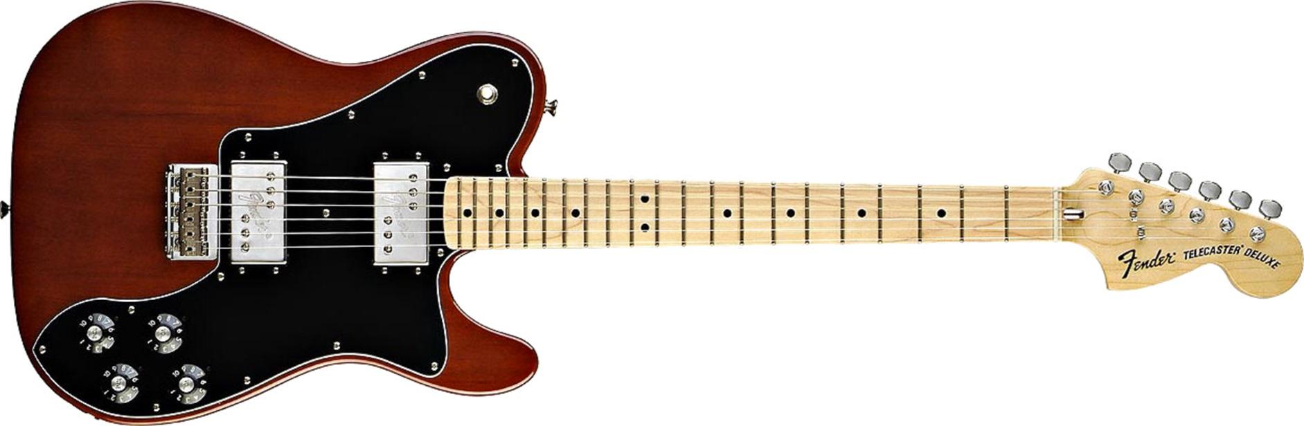 Fender 72 Telecaster Deluxe MN WS