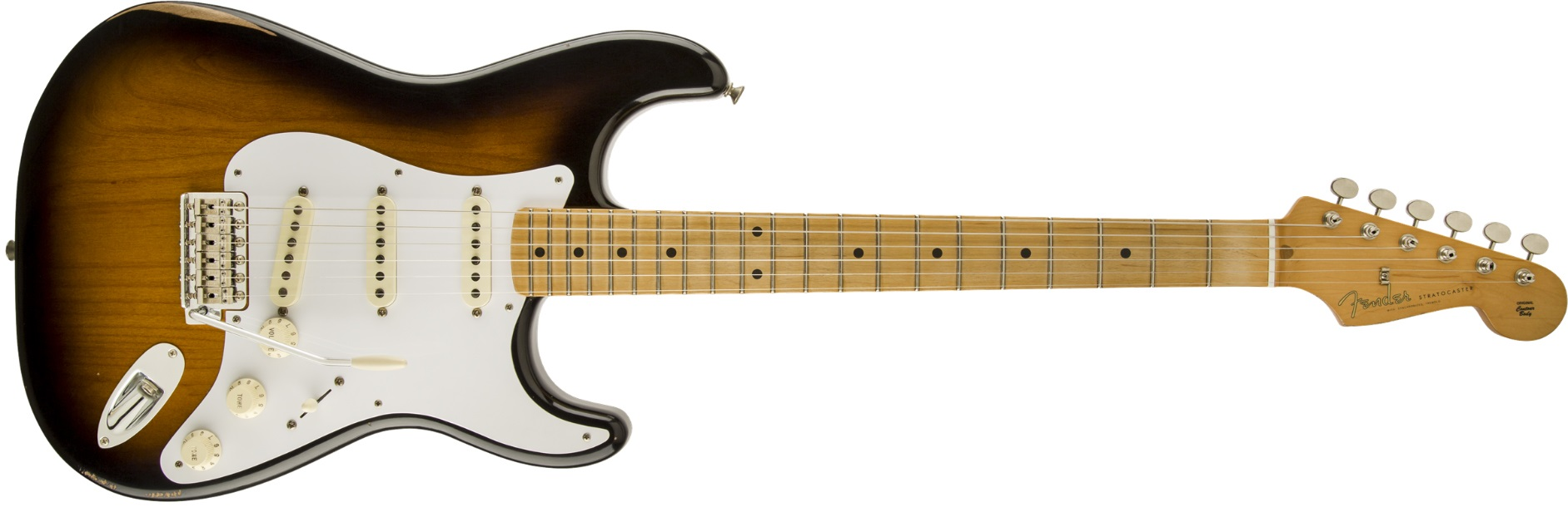 Fender Road Worn 50s Stratocaster MN 2SB