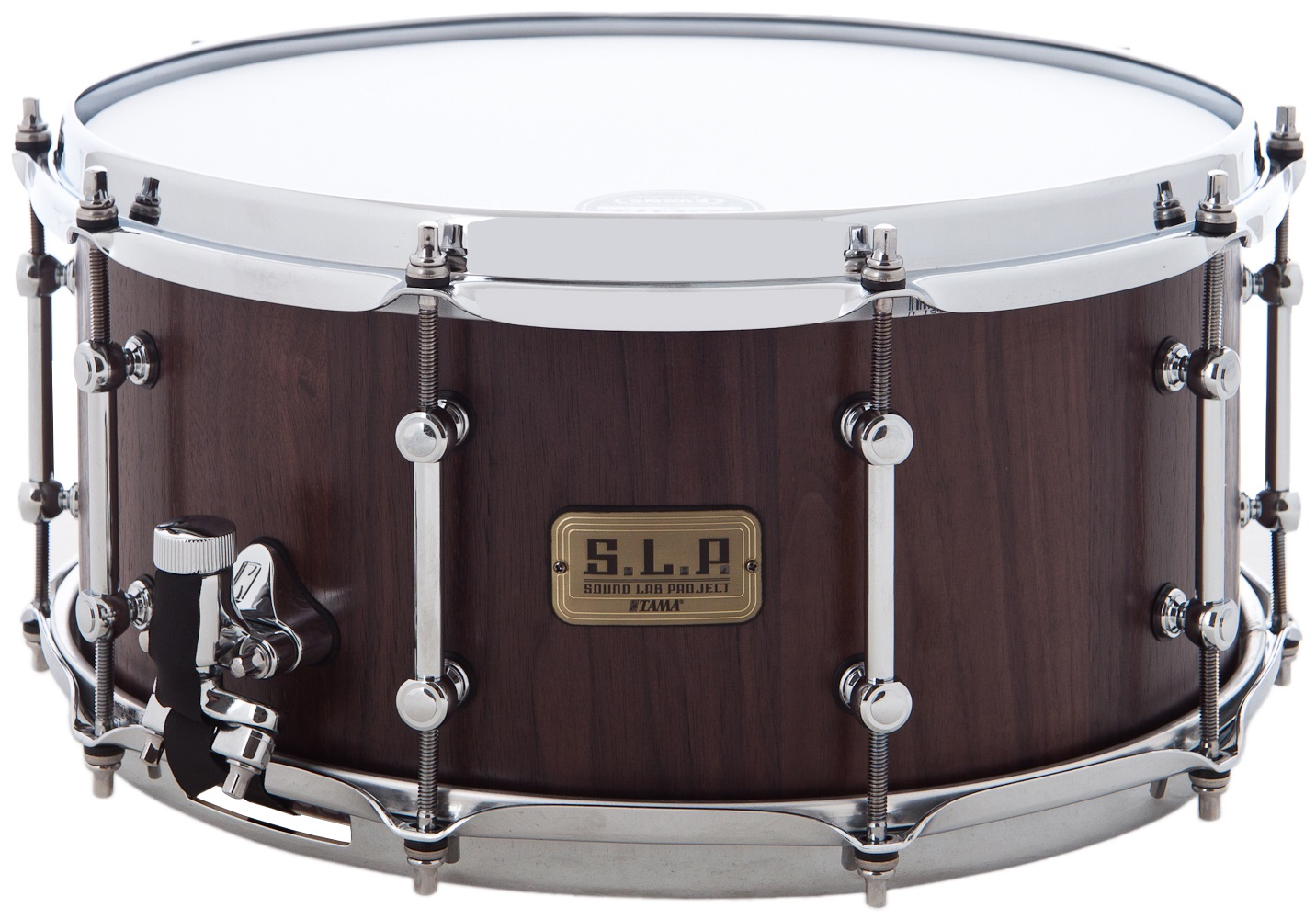 "Fotografie Tama 14"" x 6,5 Sound Lab Project G-Walnut"