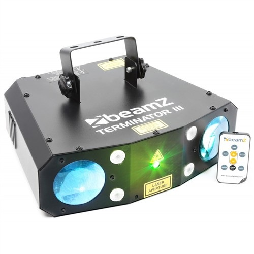 BeamZ LED Terminator