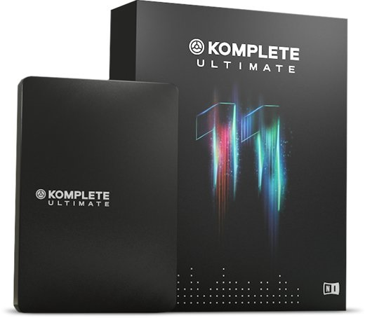 Native Instruments Komplete 11 Ultimate UPD z Komplete Ultimate 8-10