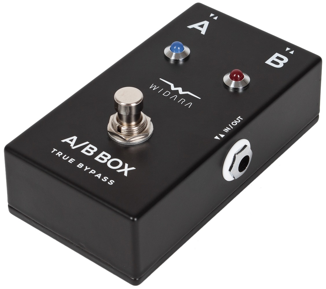 Widara A/B Box Black