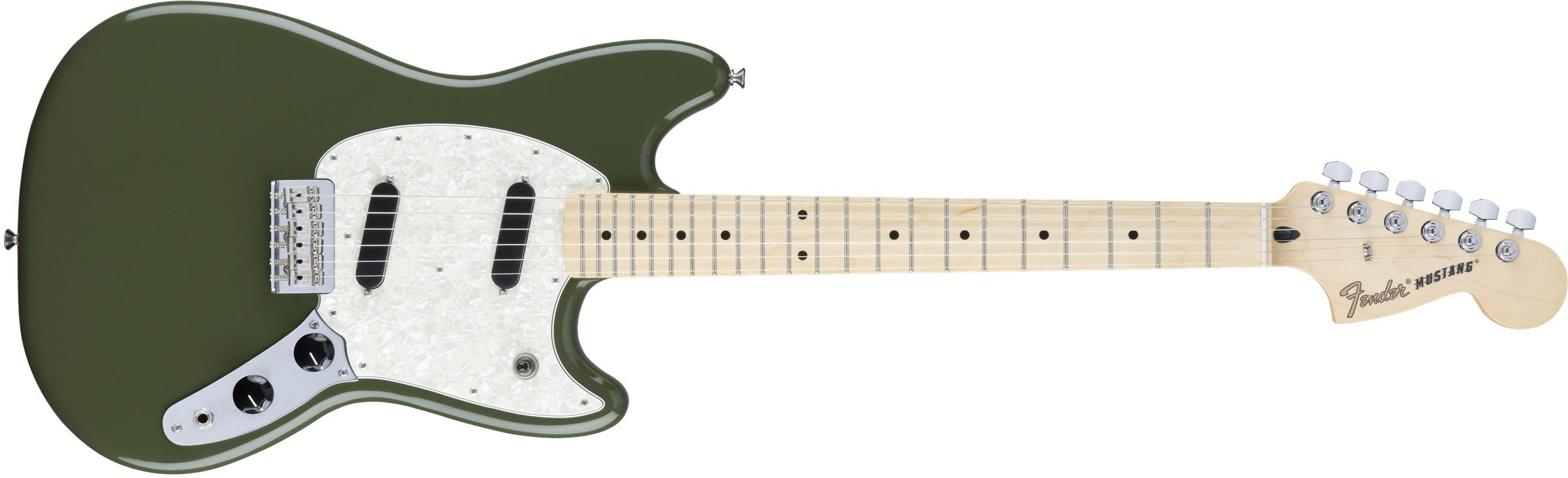 Fender Mustang MN OL
