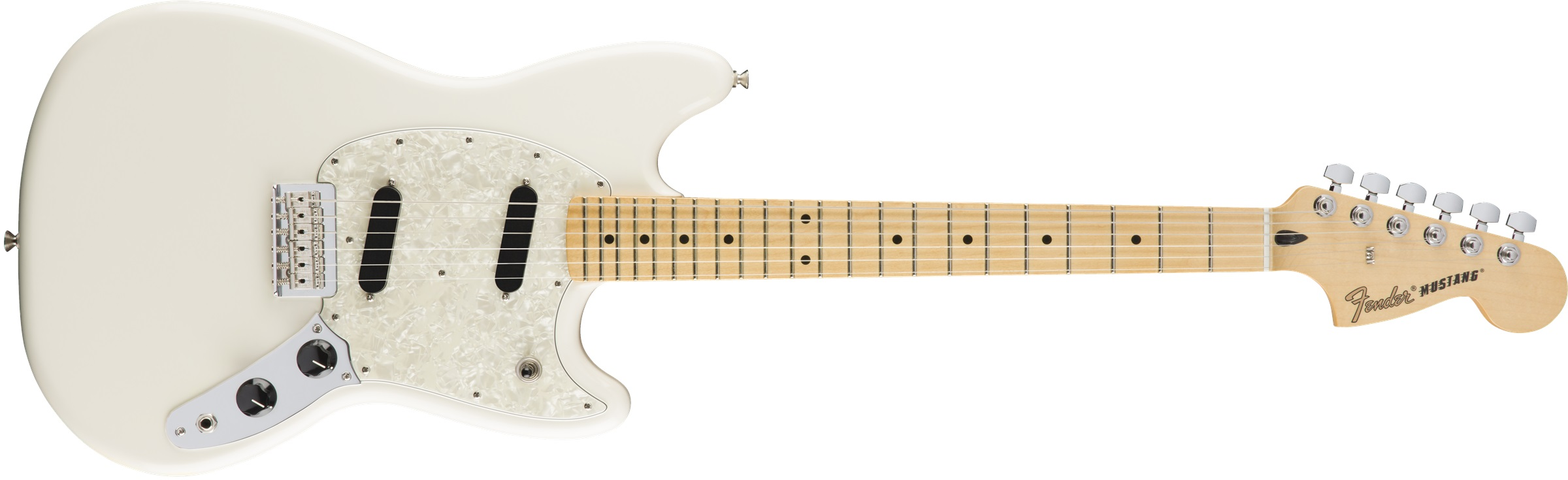 Fender Mustang MN OW