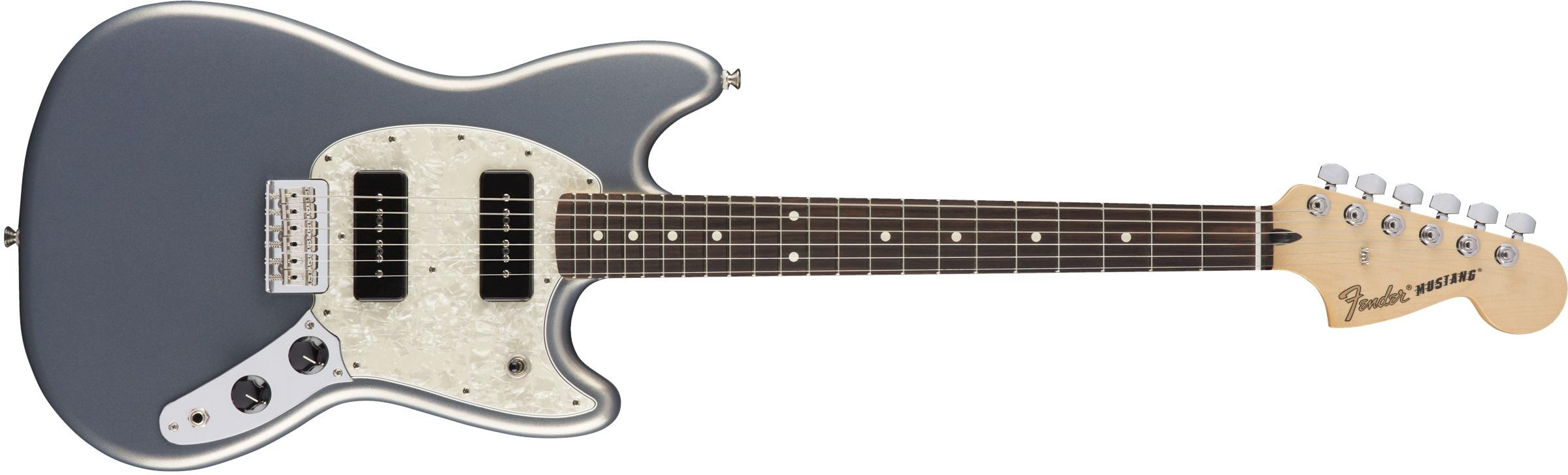 Fender Mustang P90 RW SL