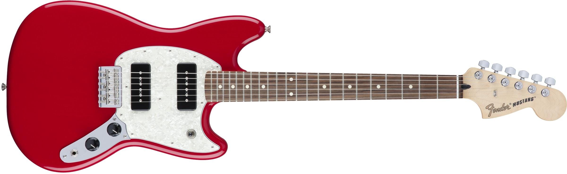 Fender Mustang P90 RW TR
