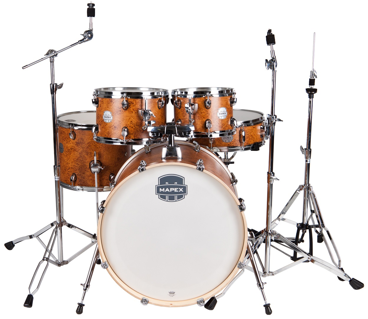 Mapex Storm studio set Camphor Wood Grain