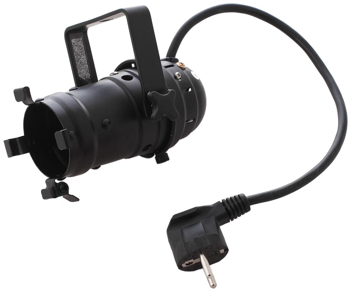 Eurolite PAR 16 BLACK GU-10