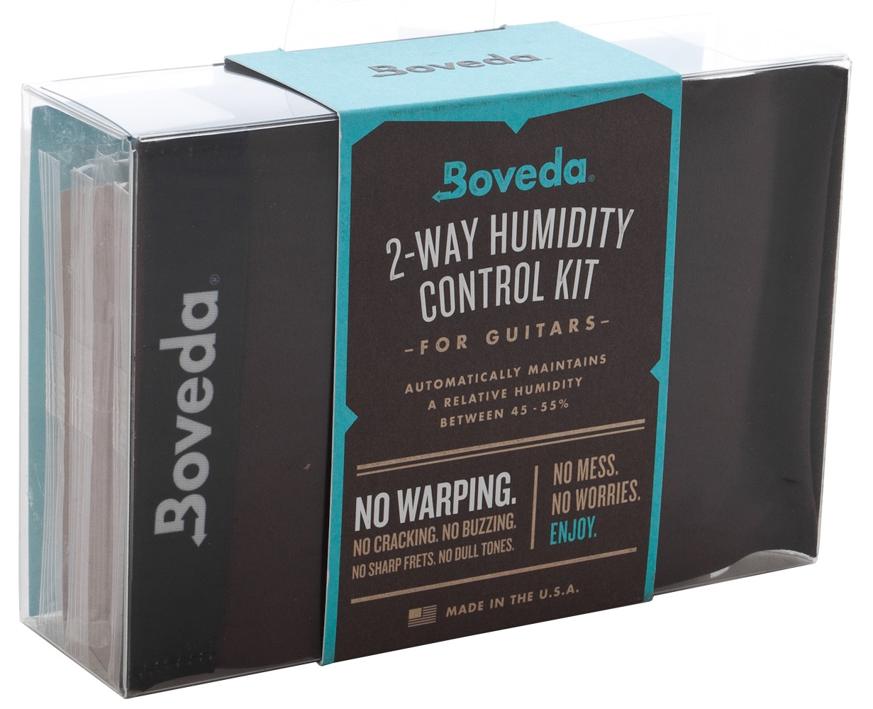 Boveda Guitar Starter Kit