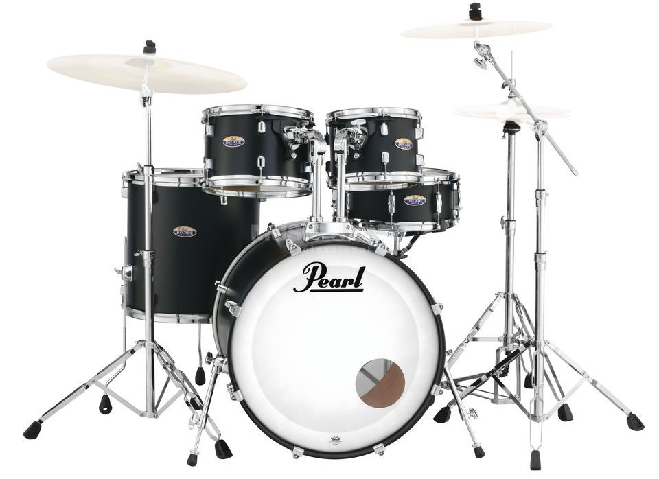 Pearl DMP Decade Satin Slate Black Studio Set