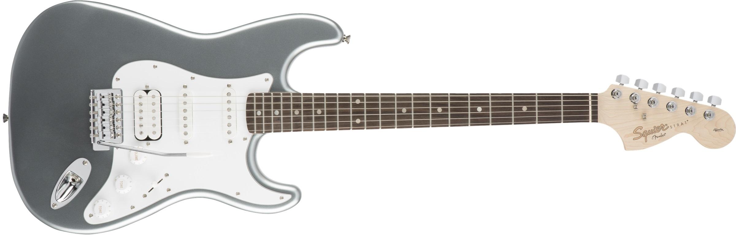 Fender Squier Affinity Stratocaster HSS SLS RW