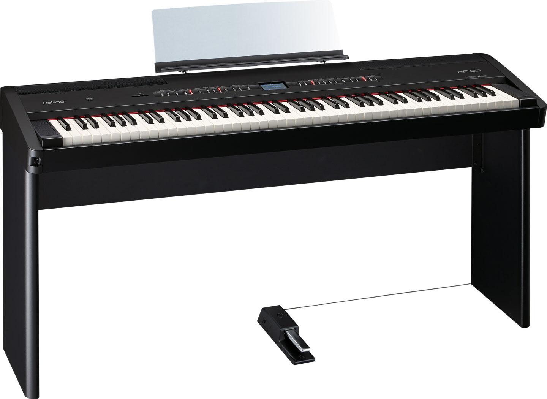 Roland FP-80 BK SET
