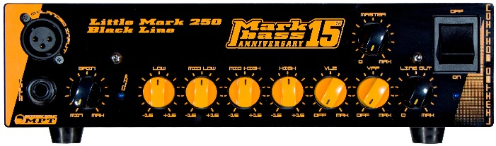 Markbass Little Mark 250 15th Anniversary