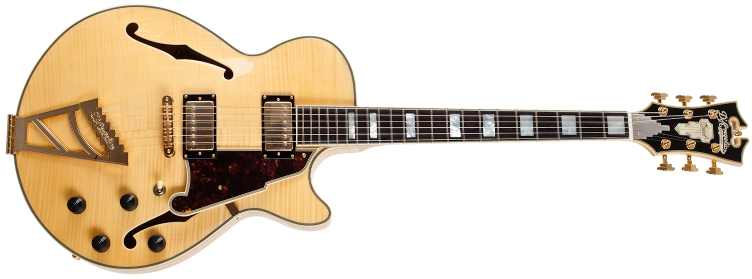 D'Angelico EX-SS NAT