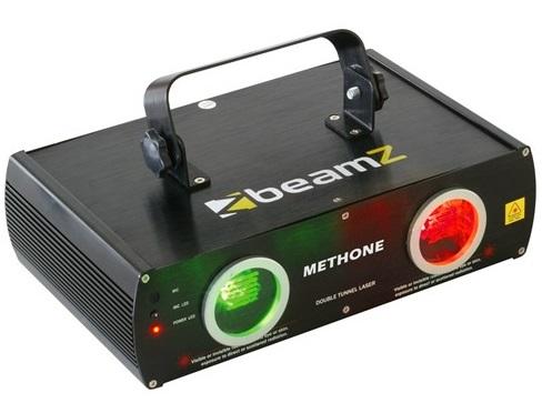 BeamZ Laser Duo 3D Methone