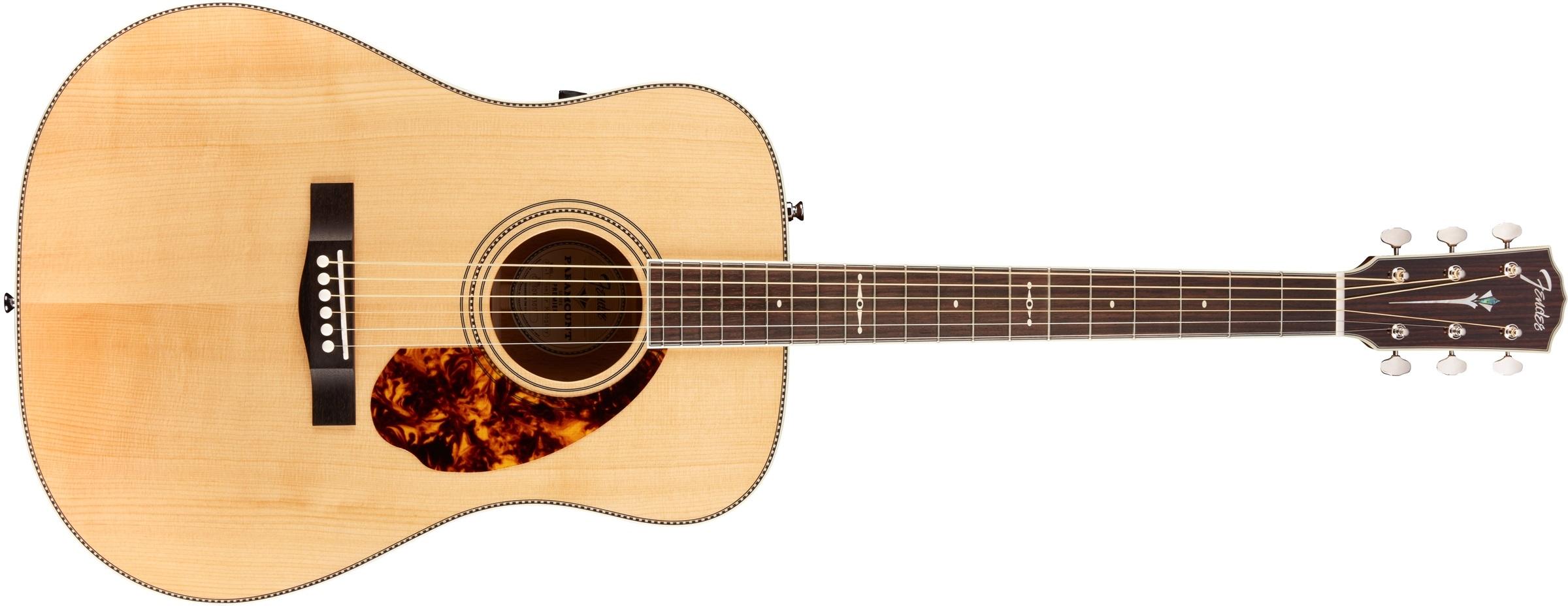 Fender PM-1 Limited Adirondack Mahagony NAT