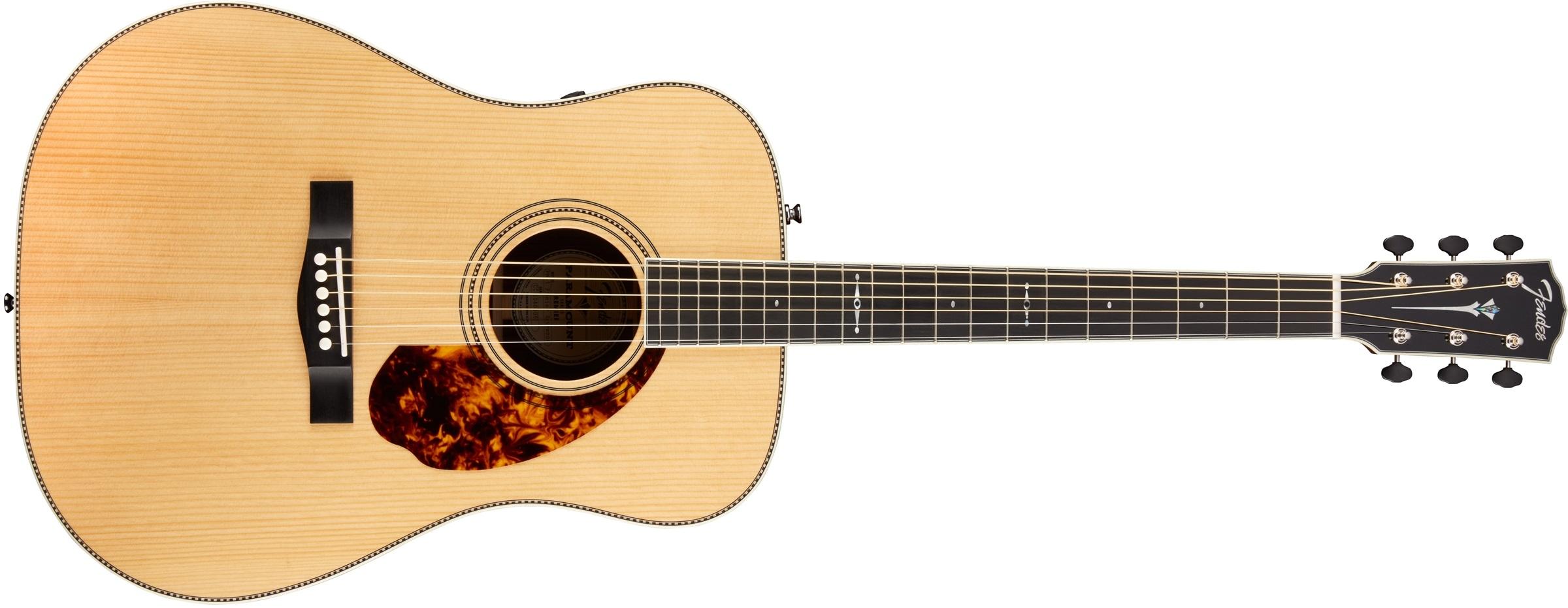 Fender PM-1 Limited Adirondack Rosewood NAT