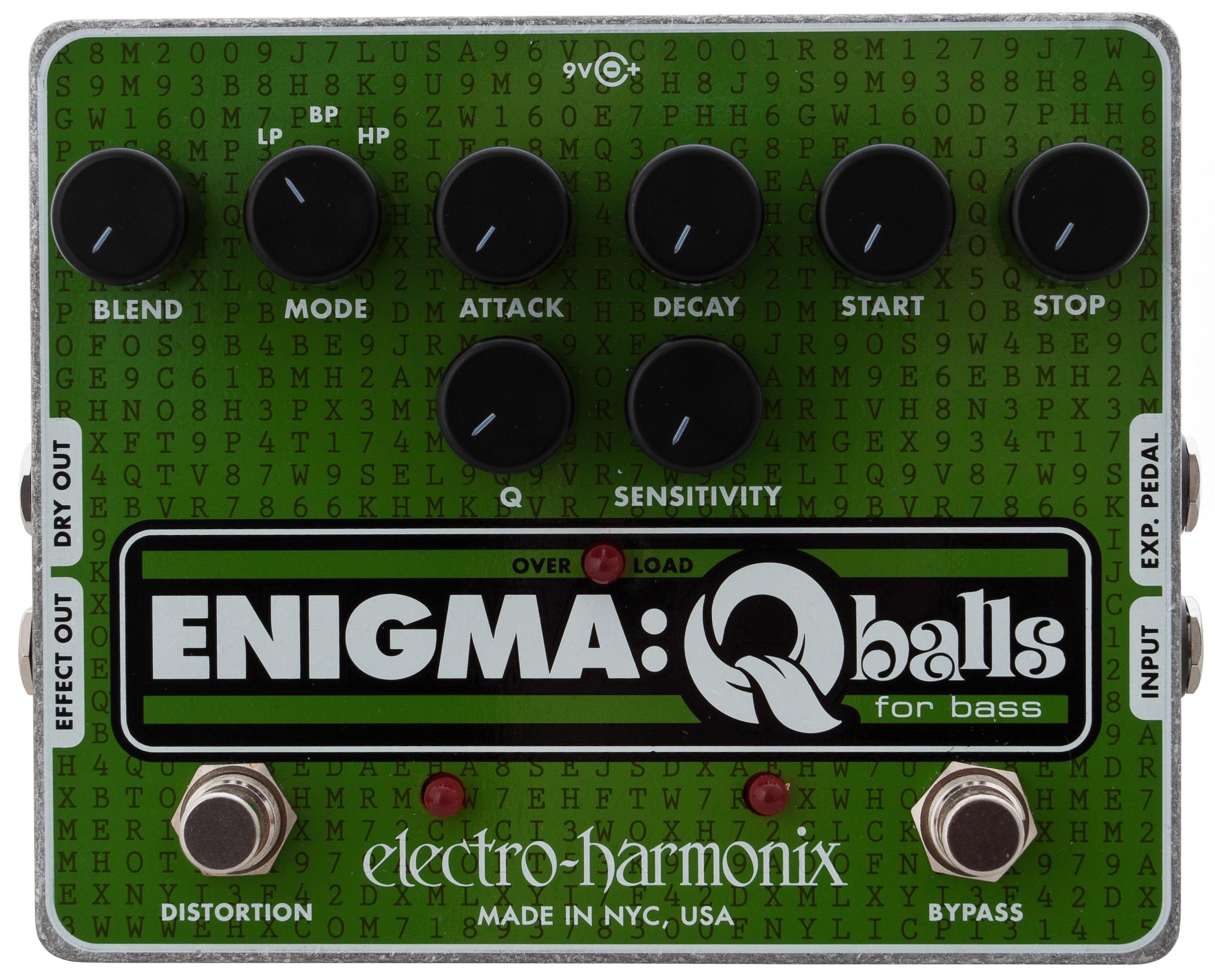 Electro Harmonix Enigma (použité)