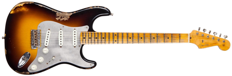 Fender El Diablo Heavy Relic Stratocaster WF2CS