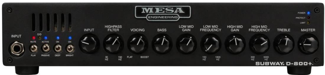 Mesa Boogie Subway D-800+