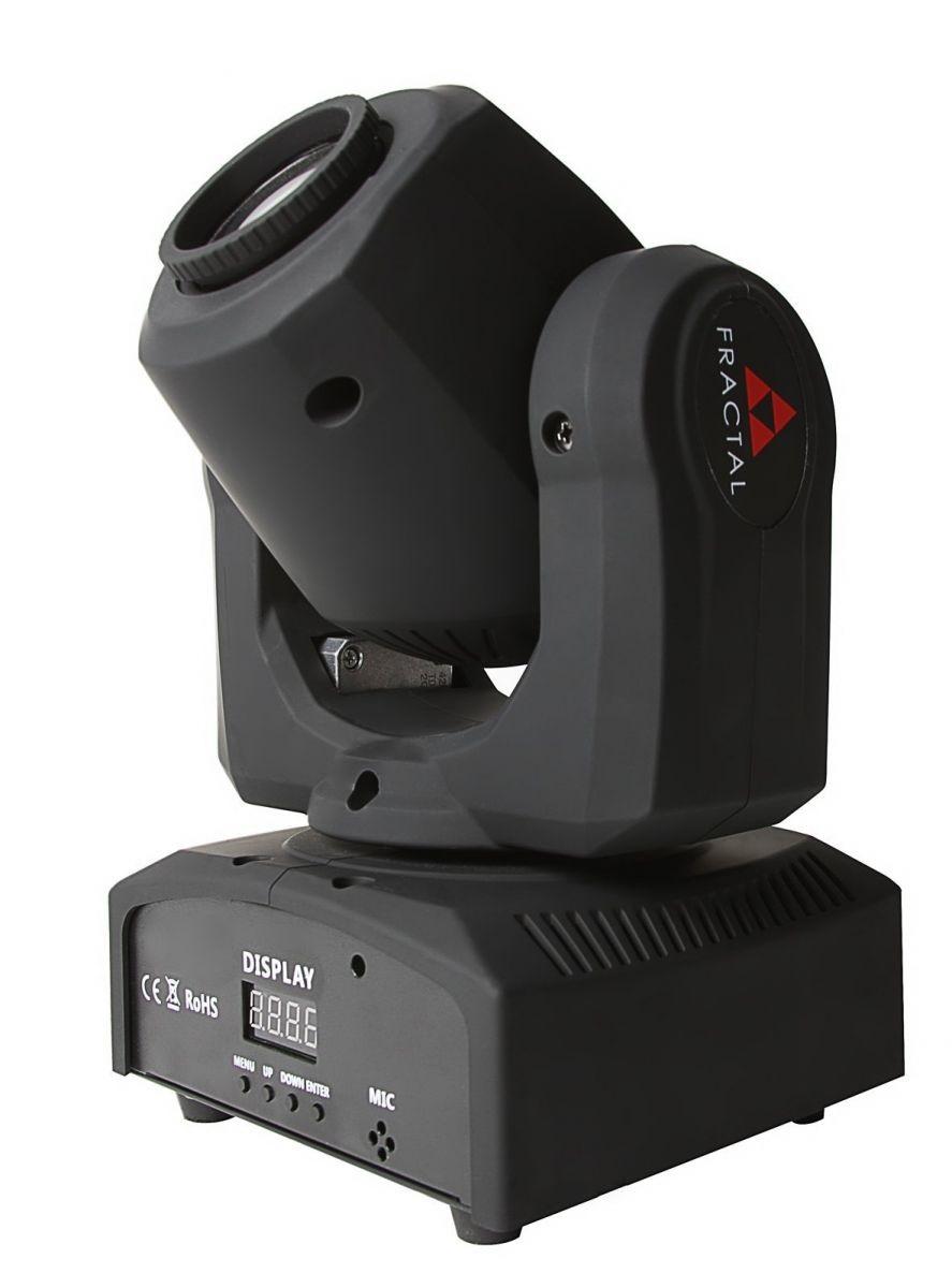 Fractal Mini LED Gobo Spot 10W (použité)