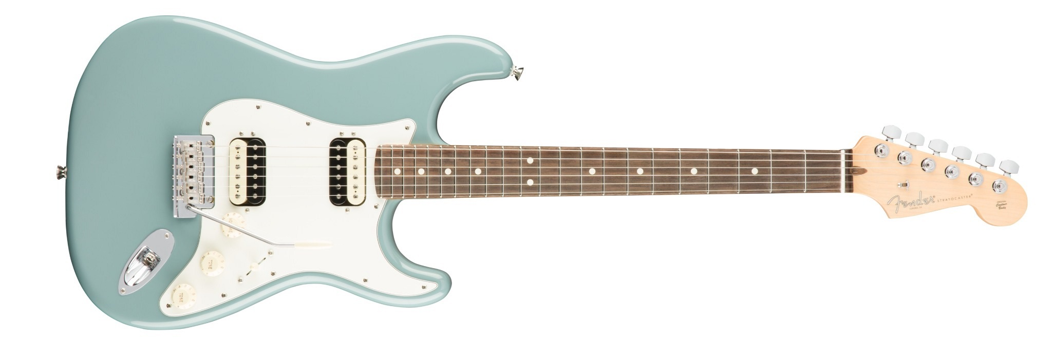 Fender American Pro Stratocaster HH Shawbuckers RW SNG