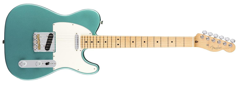 Fender American Pro Telecaster MN MYS SEAFOAM