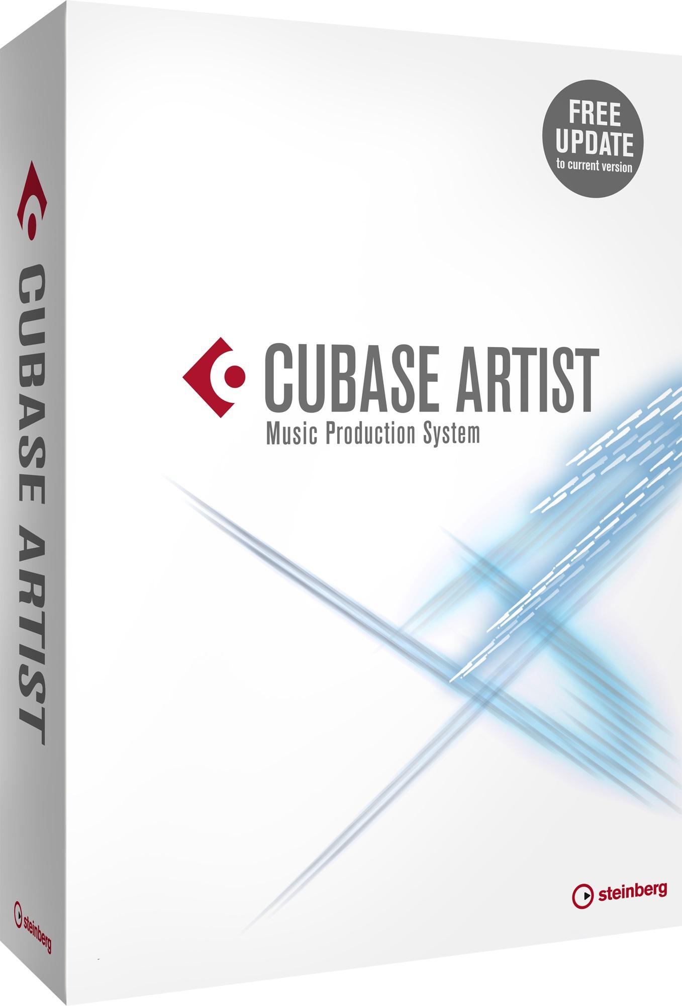Steinberg Cubase Artist 9
