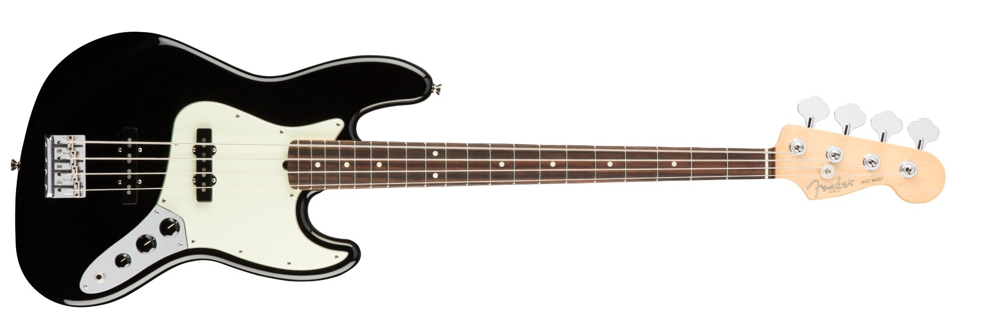 Fender American Professional Jazz Bass RW BK