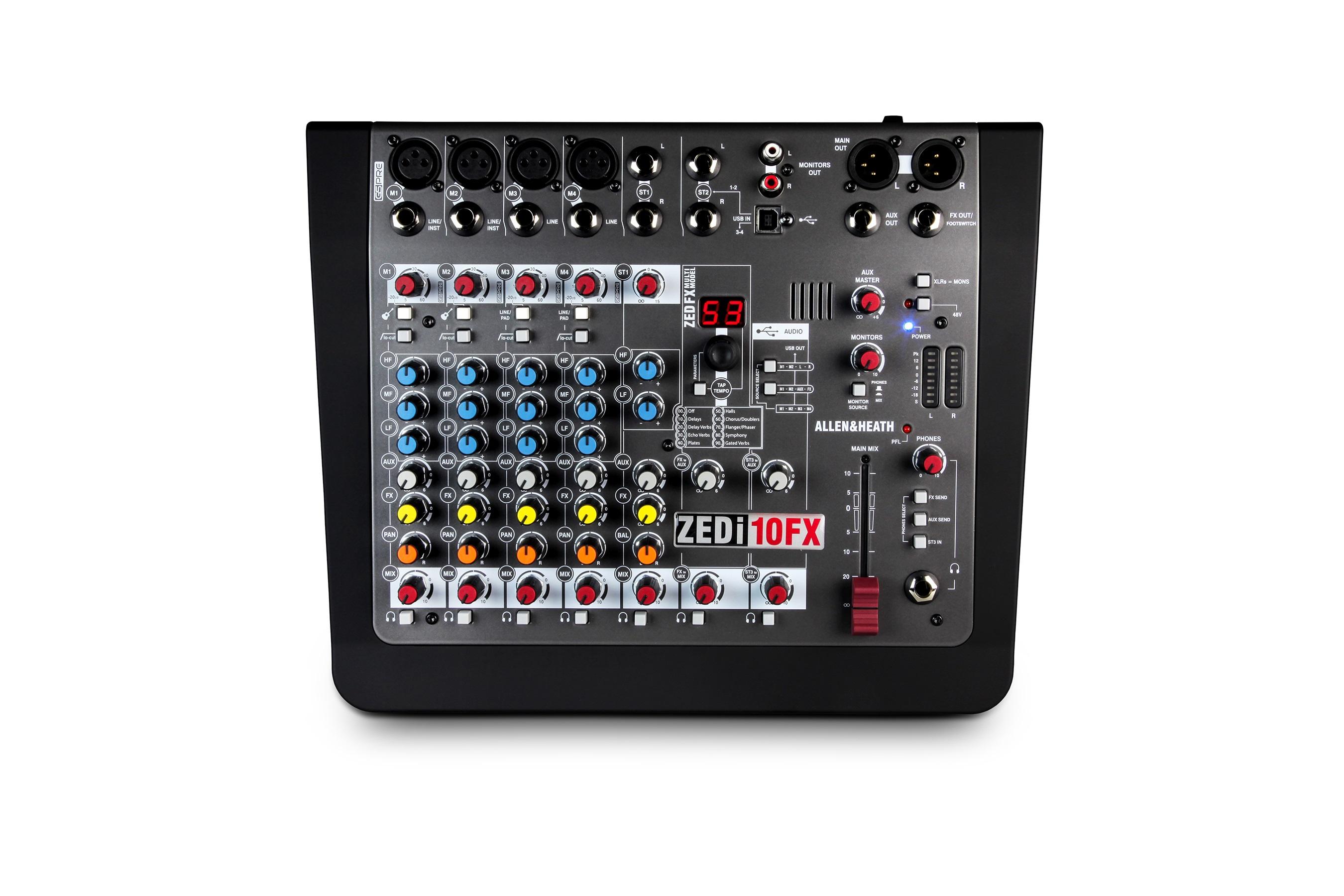 Allen&Heath ZEDI-10FX