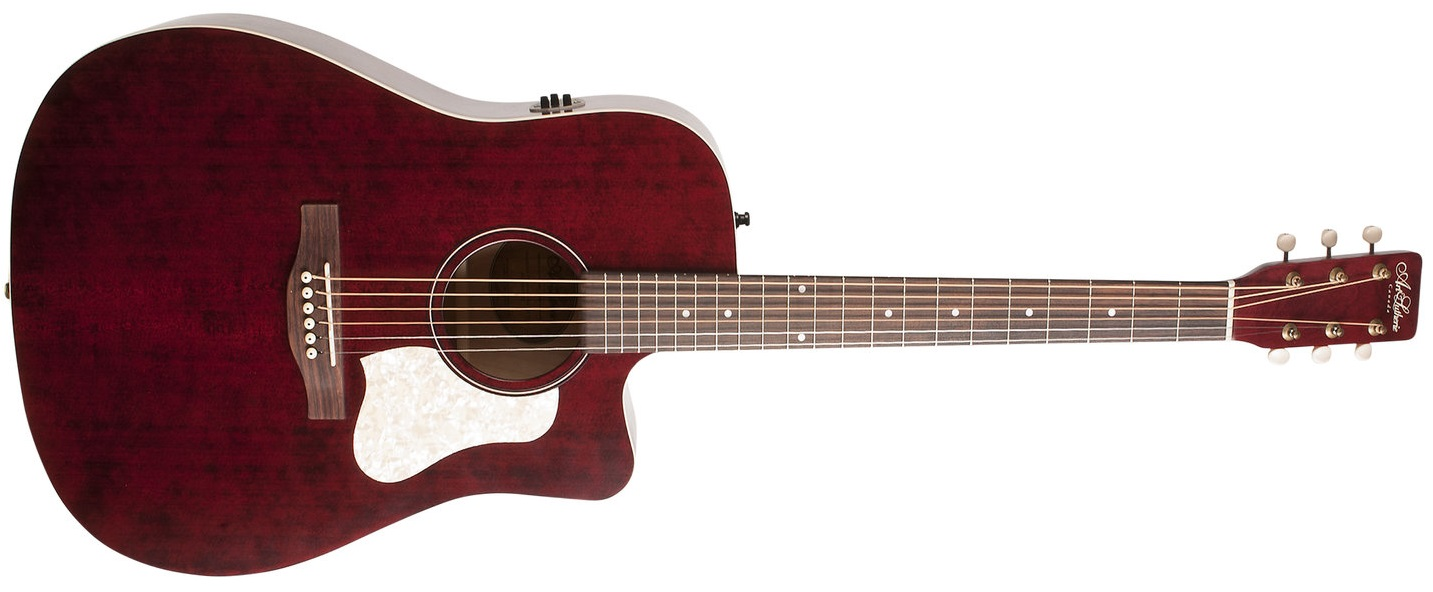 Art & Lutherie Americana Tennessee Red CW QIT