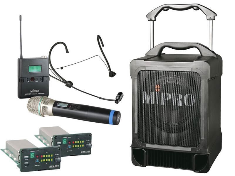 MIPRO MA-707 Set 5