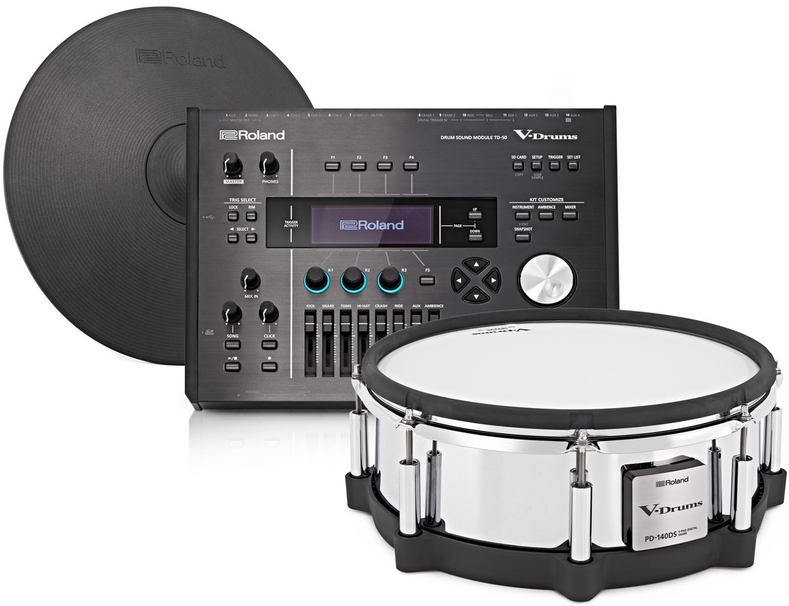 Roland TD-50 Digital Upgrade Pack