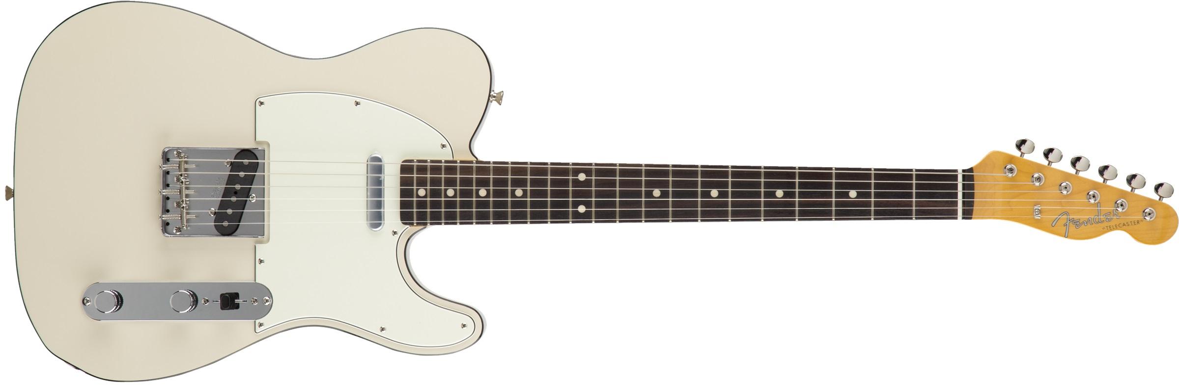 Fender Classic Telecaster Custom RW VWH