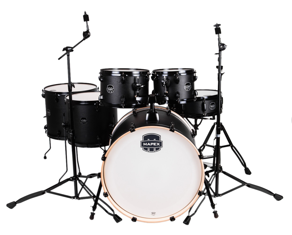 Mapex Storm fusion set Textured Black
