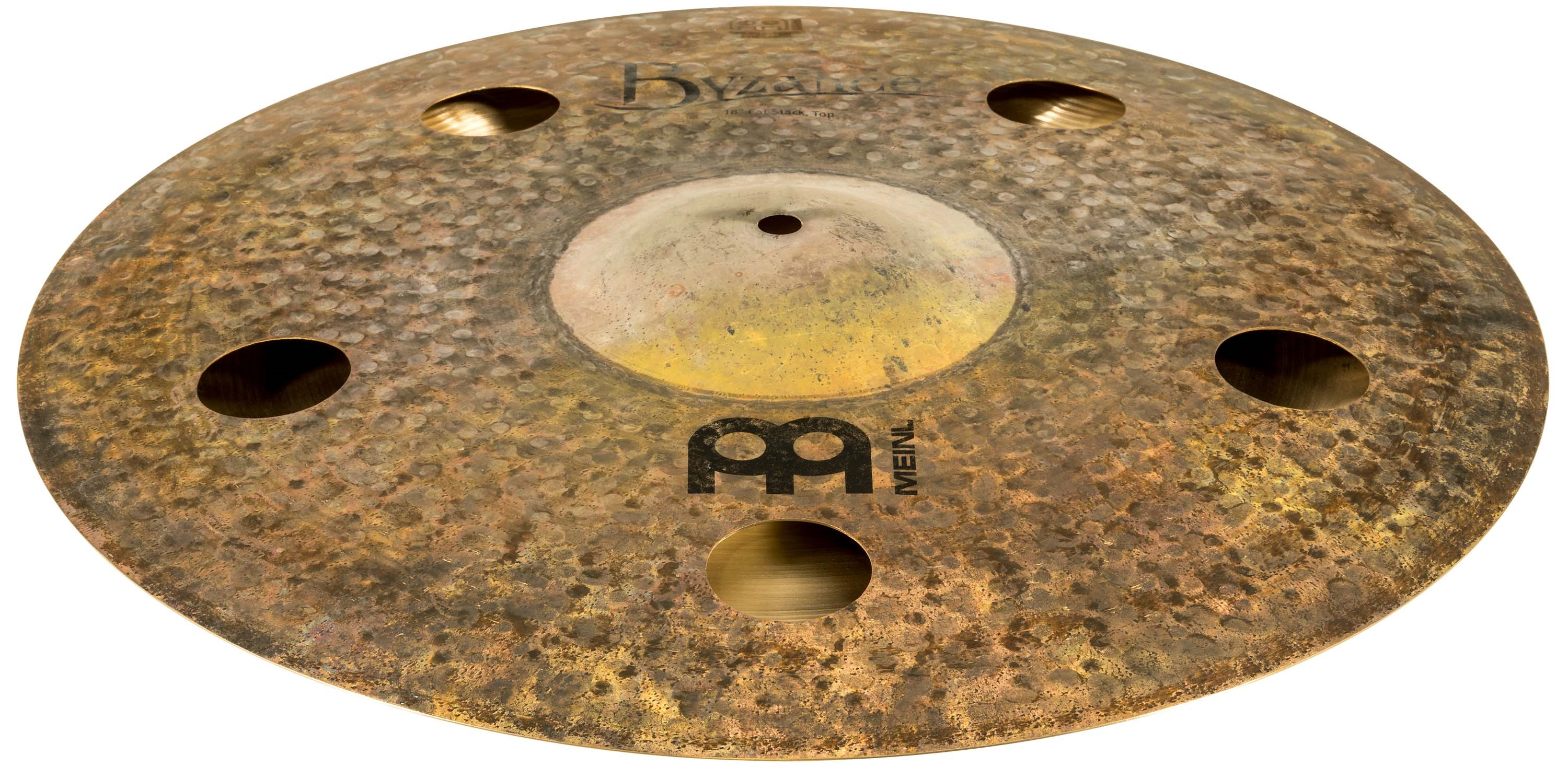"Meinl 18""/16"" Matt Garstka Fat Stack Signature"