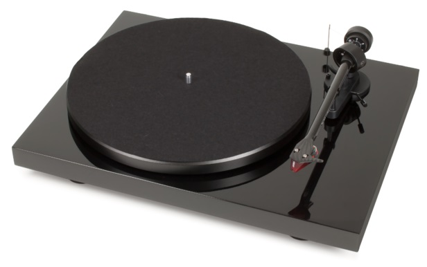 Pro-Ject DEBUT CARBON DC + 2M Red - BK