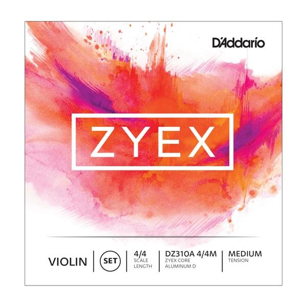 D'Addario Zyex vln 4/4 M