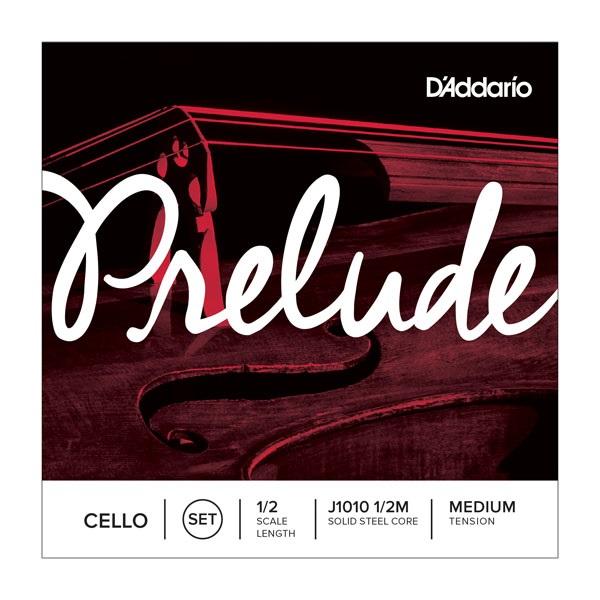 D'Addario Prelude vcl 1/2 M