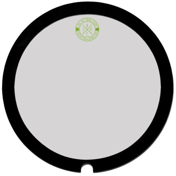 "Big Fat Snare Drum 14"" Green-Monster"