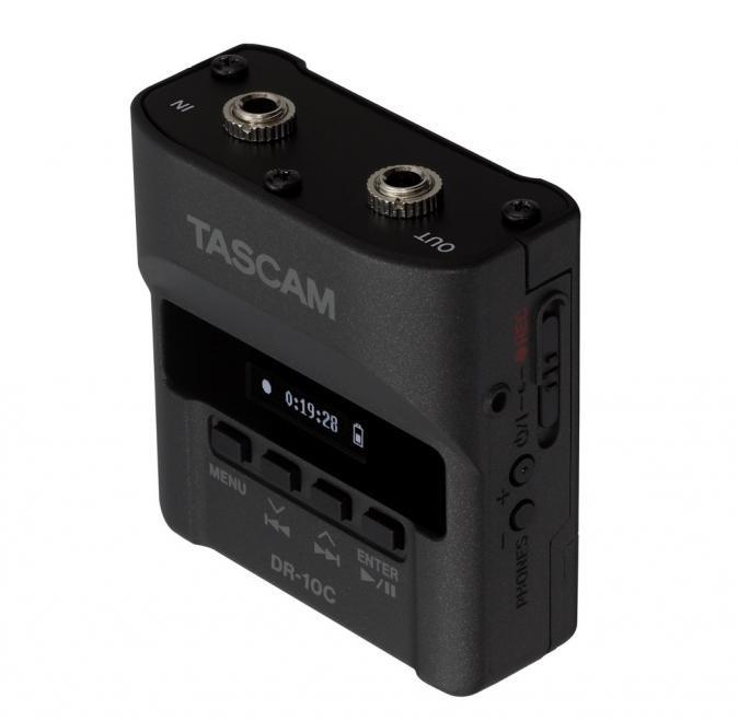 Fotografie Tascam DR-10CS